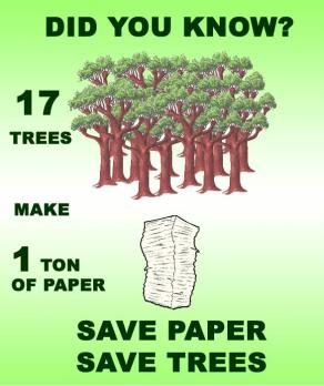 Paper-Trees